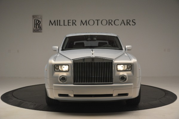 Used 2007 Rolls-Royce Phantom for sale Sold at McLaren Greenwich in Greenwich CT 06830 2