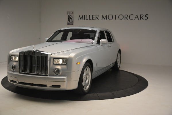 Used 2007 Rolls-Royce Phantom for sale Sold at McLaren Greenwich in Greenwich CT 06830 3