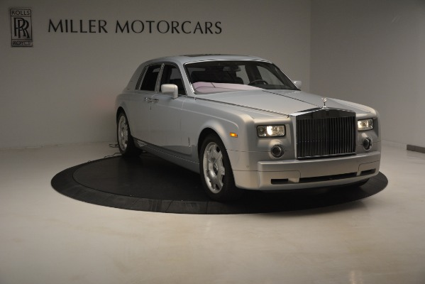 Used 2007 Rolls-Royce Phantom for sale Sold at McLaren Greenwich in Greenwich CT 06830 4
