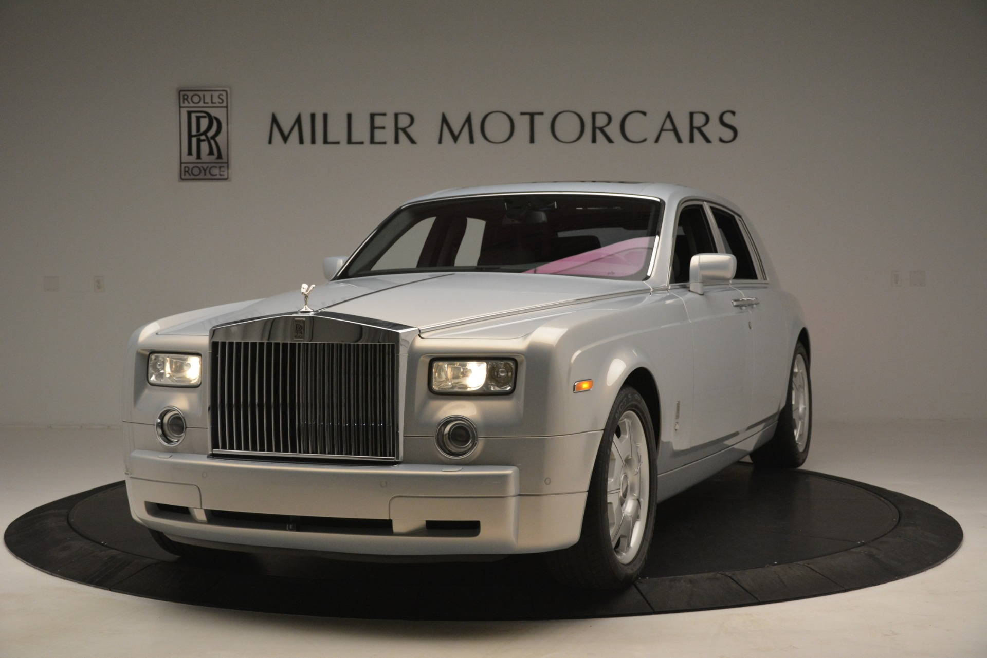Used 2007 Rolls-Royce Phantom for sale Sold at McLaren Greenwich in Greenwich CT 06830 1