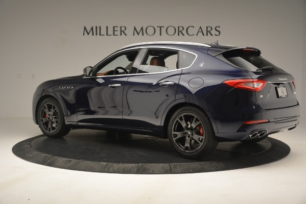 New 2019 Maserati Levante Q4 for sale Sold at McLaren Greenwich in Greenwich CT 06830 4