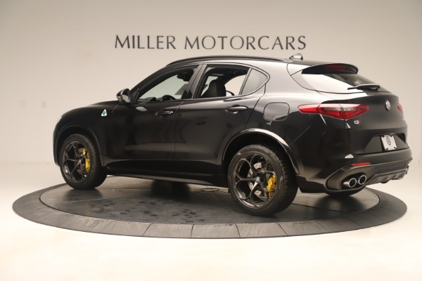 Used 2019 Alfa Romeo Stelvio Quadrifoglio for sale $67,900 at McLaren Greenwich in Greenwich CT 06830 4