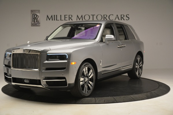 New 2019 Rolls-Royce Cullinan for sale Sold at McLaren Greenwich in Greenwich CT 06830 3