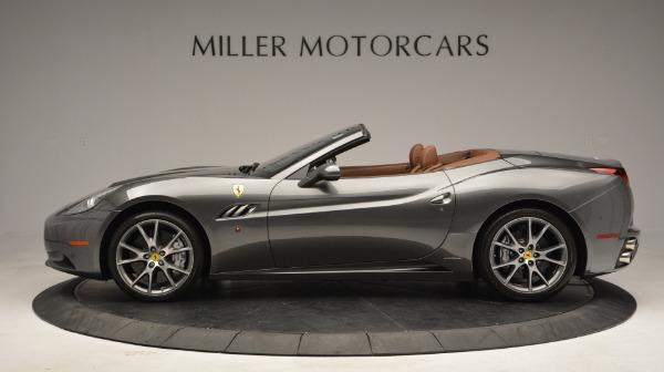 Used 2011 Ferrari California for sale Sold at McLaren Greenwich in Greenwich CT 06830 3