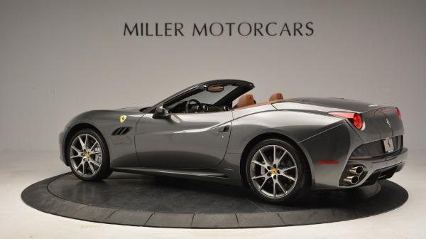 Used 2011 Ferrari California for sale Sold at McLaren Greenwich in Greenwich CT 06830 4
