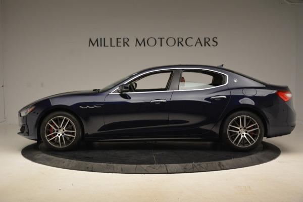 Used 2019 Maserati Ghibli S Q4 for sale $61,900 at McLaren Greenwich in Greenwich CT 06830 3
