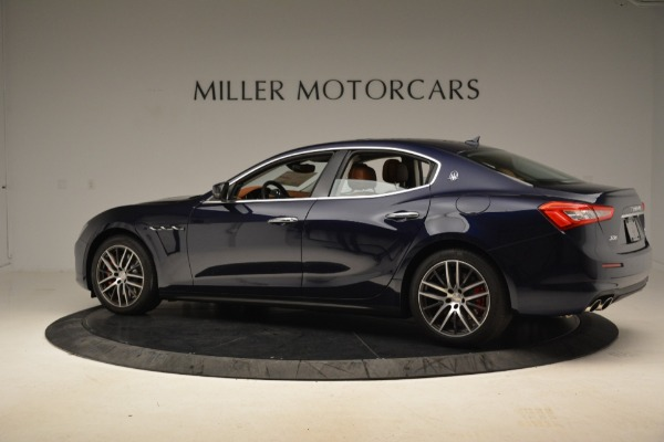 Used 2019 Maserati Ghibli S Q4 for sale $61,900 at McLaren Greenwich in Greenwich CT 06830 4
