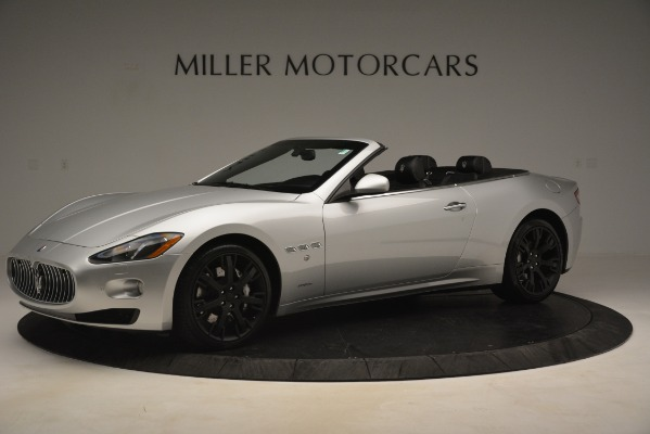 Used 2016 Maserati GranTurismo for sale Sold at McLaren Greenwich in Greenwich CT 06830 2
