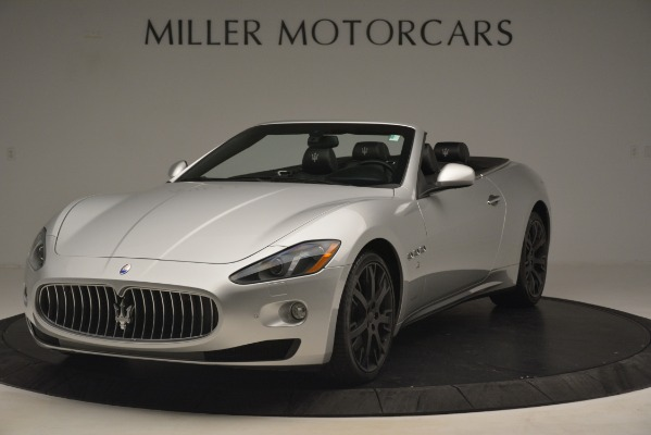 Used 2016 Maserati GranTurismo for sale Sold at McLaren Greenwich in Greenwich CT 06830 1