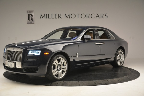 Used 2015 Rolls-Royce Ghost for sale Sold at McLaren Greenwich in Greenwich CT 06830 4