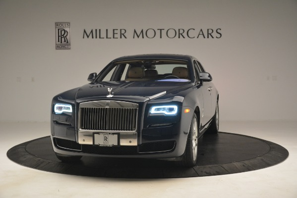 Used 2015 Rolls-Royce Ghost for sale Sold at McLaren Greenwich in Greenwich CT 06830 1