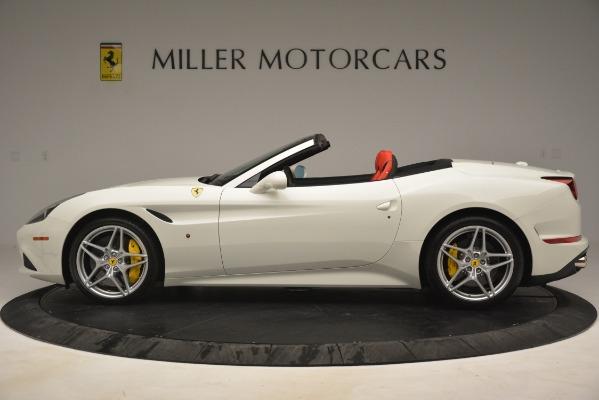 Used 2016 Ferrari California T for sale Sold at McLaren Greenwich in Greenwich CT 06830 3