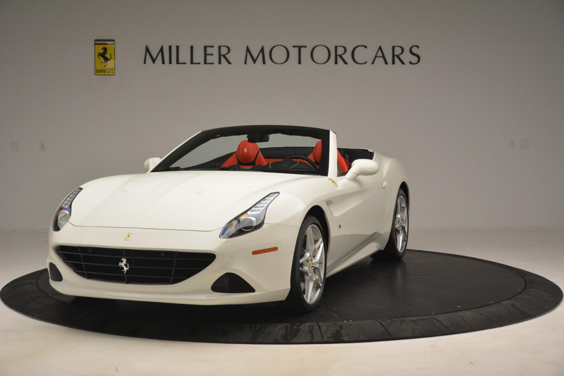 Used 2016 Ferrari California T for sale Sold at McLaren Greenwich in Greenwich CT 06830 1