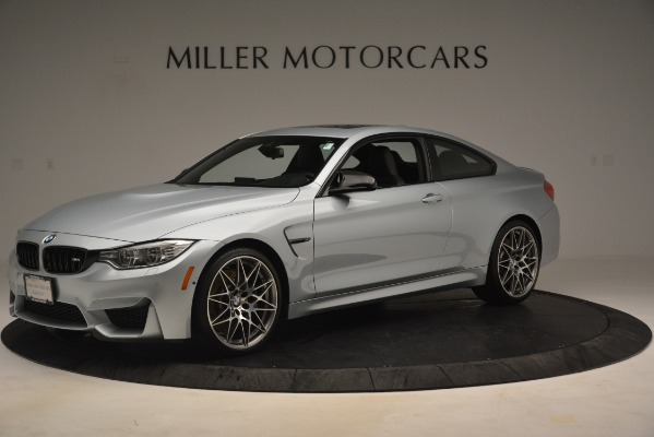 Used 2017 BMW M4 Competition PKG for sale Sold at McLaren Greenwich in Greenwich CT 06830 2
