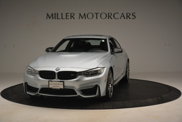 Used 2017 BMW M4 Competition PKG for sale Sold at McLaren Greenwich in Greenwich CT 06830 1