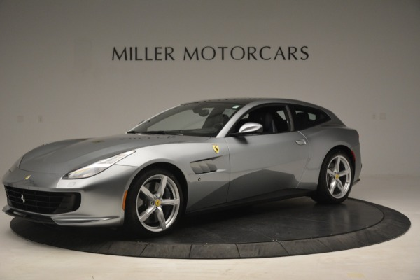 Used 2017 Ferrari GTC4Lusso for sale $219,900 at McLaren Greenwich in Greenwich CT 06830 2