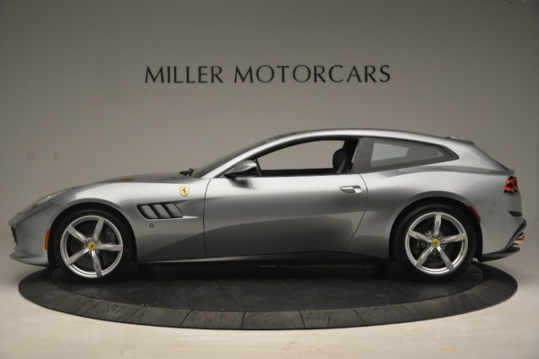 Used 2017 Ferrari GTC4Lusso for sale $219,900 at McLaren Greenwich in Greenwich CT 06830 3