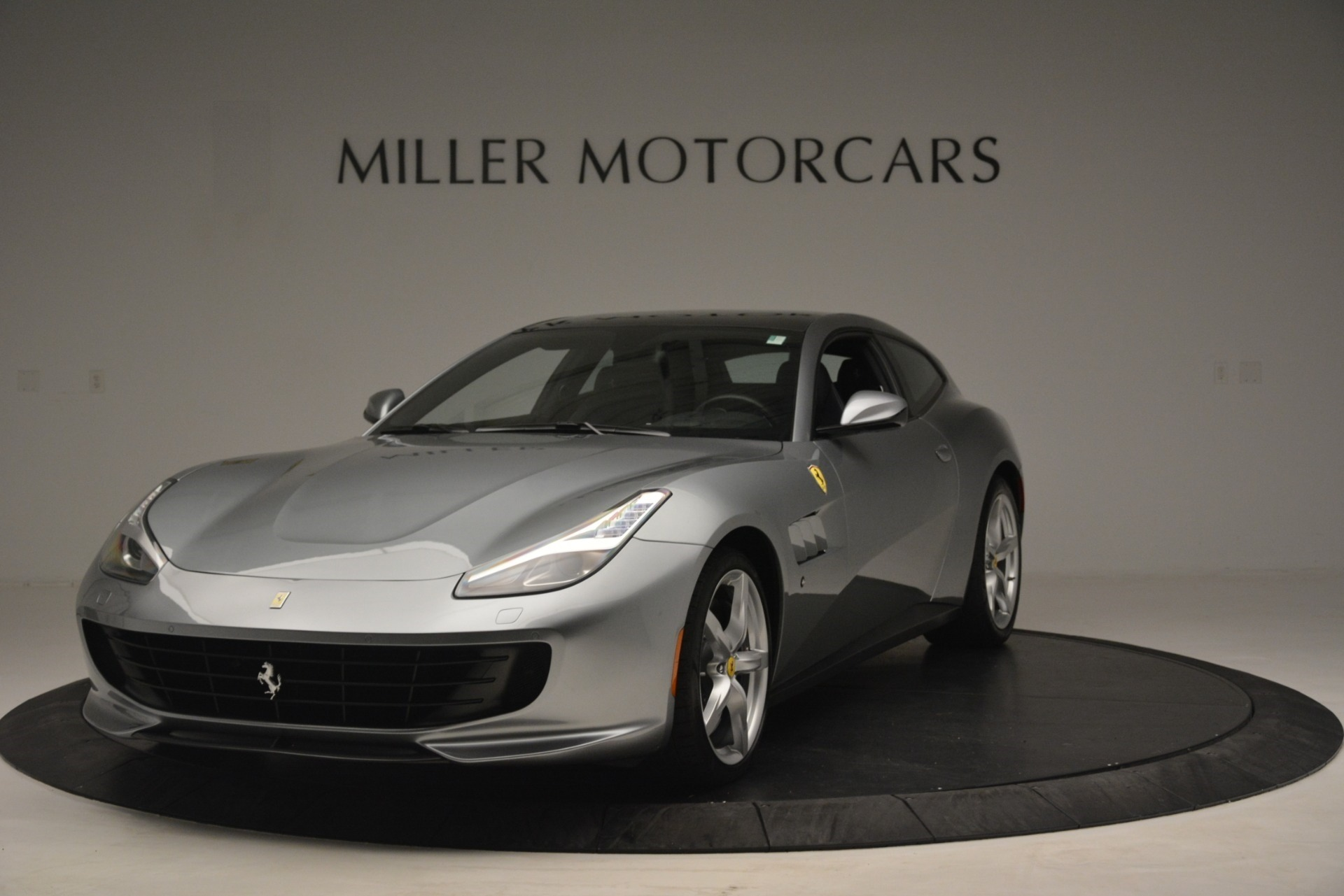 Used 2017 Ferrari GTC4Lusso for sale $219,900 at McLaren Greenwich in Greenwich CT 06830 1