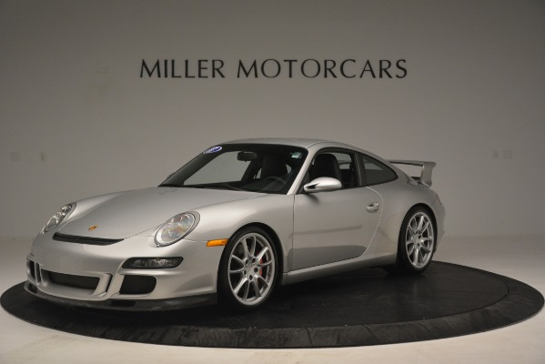 Used 2007 Porsche 911 GT3 for sale Sold at McLaren Greenwich in Greenwich CT 06830 2