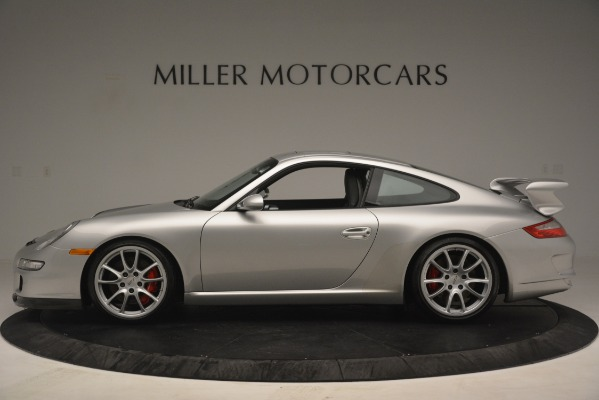 Used 2007 Porsche 911 GT3 for sale Sold at McLaren Greenwich in Greenwich CT 06830 3