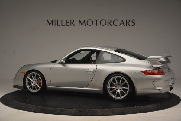 Used 2007 Porsche 911 GT3 for sale Sold at McLaren Greenwich in Greenwich CT 06830 4