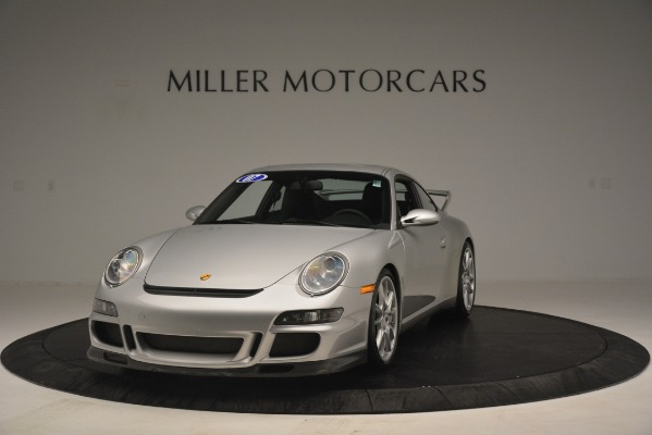 Used 2007 Porsche 911 GT3 for sale Sold at McLaren Greenwich in Greenwich CT 06830 1