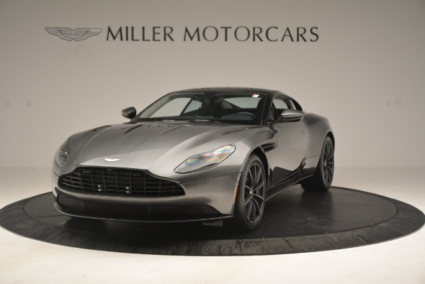 New 2019 Aston Martin DB11 V12 AMR Coupe for sale Sold at McLaren Greenwich in Greenwich CT 06830 2
