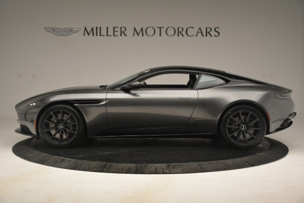 New 2019 Aston Martin DB11 V12 AMR Coupe for sale Sold at McLaren Greenwich in Greenwich CT 06830 3