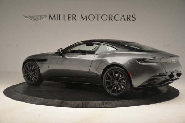 New 2019 Aston Martin DB11 V12 AMR Coupe for sale Sold at McLaren Greenwich in Greenwich CT 06830 4