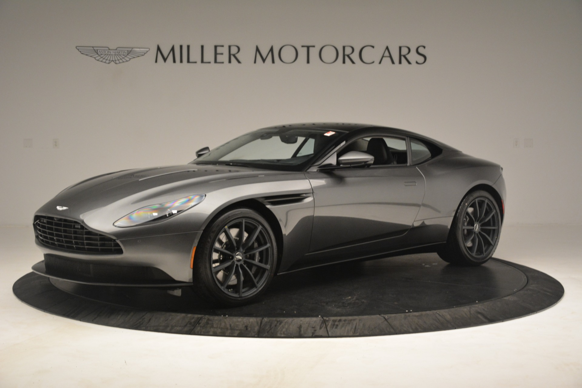 New 2019 Aston Martin DB11 V12 AMR Coupe for sale Sold at McLaren Greenwich in Greenwich CT 06830 1