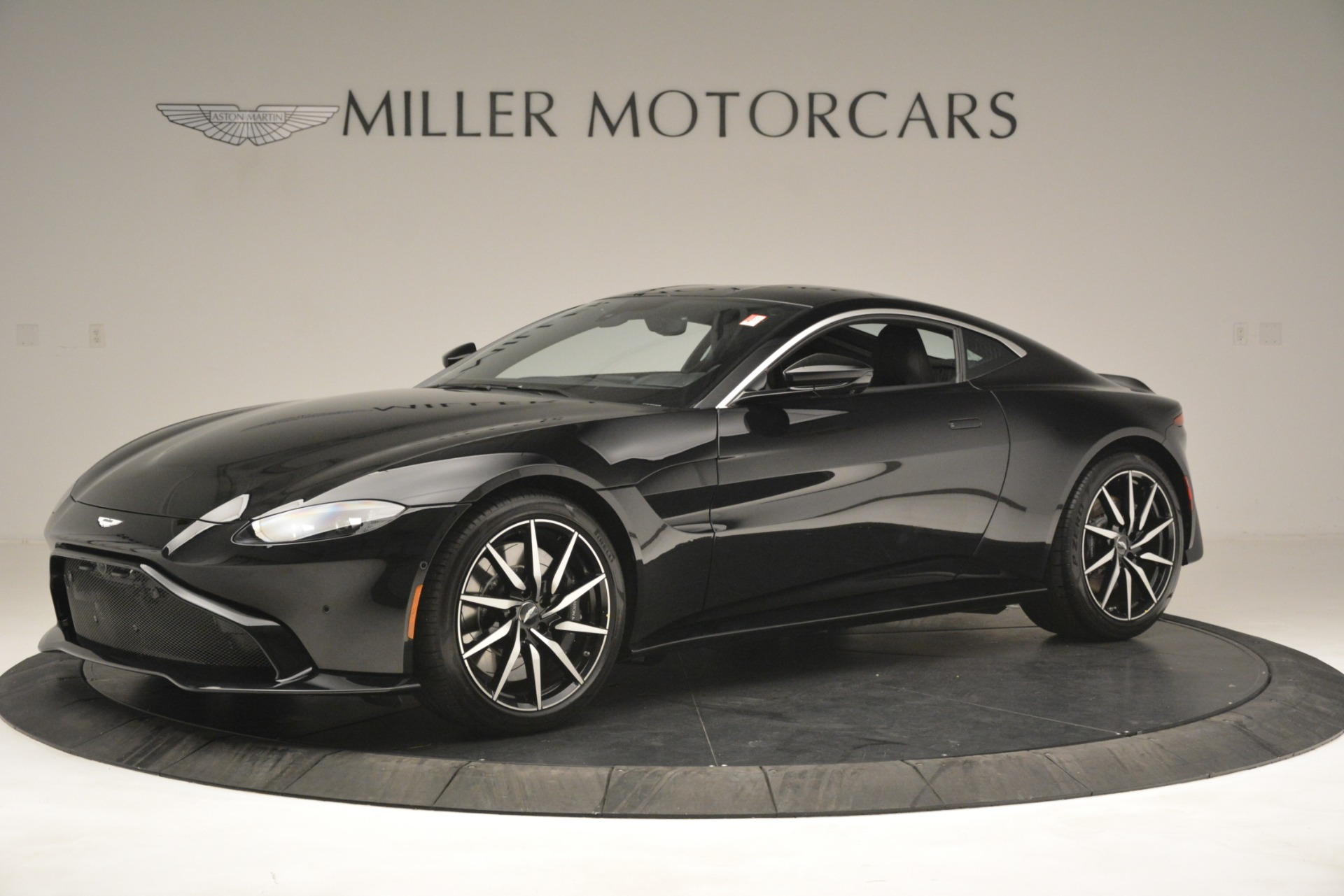 New 2019 Aston Martin Vantage Coupe for sale Sold at McLaren Greenwich in Greenwich CT 06830 1