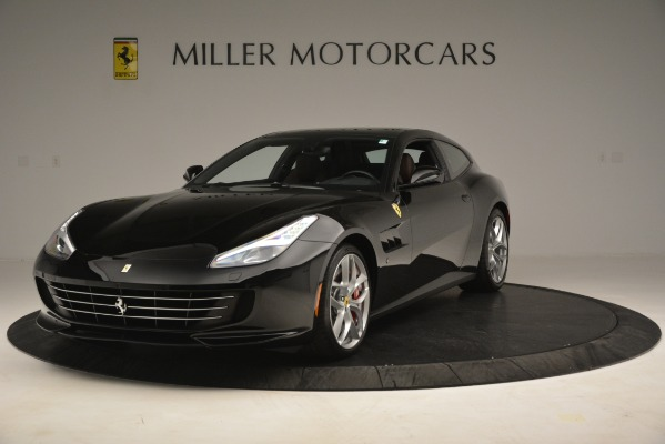 Used 2018 Ferrari GTC4Lusso T for sale Sold at McLaren Greenwich in Greenwich CT 06830 1