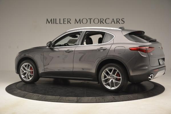 New 2019 Alfa Romeo Stelvio Ti Lusso Q4 for sale $54,390 at McLaren Greenwich in Greenwich CT 06830 4
