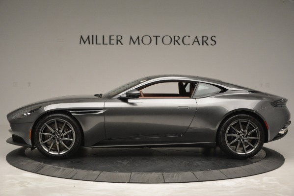 New 2019 Aston Martin DB11 V8 for sale Sold at McLaren Greenwich in Greenwich CT 06830 3
