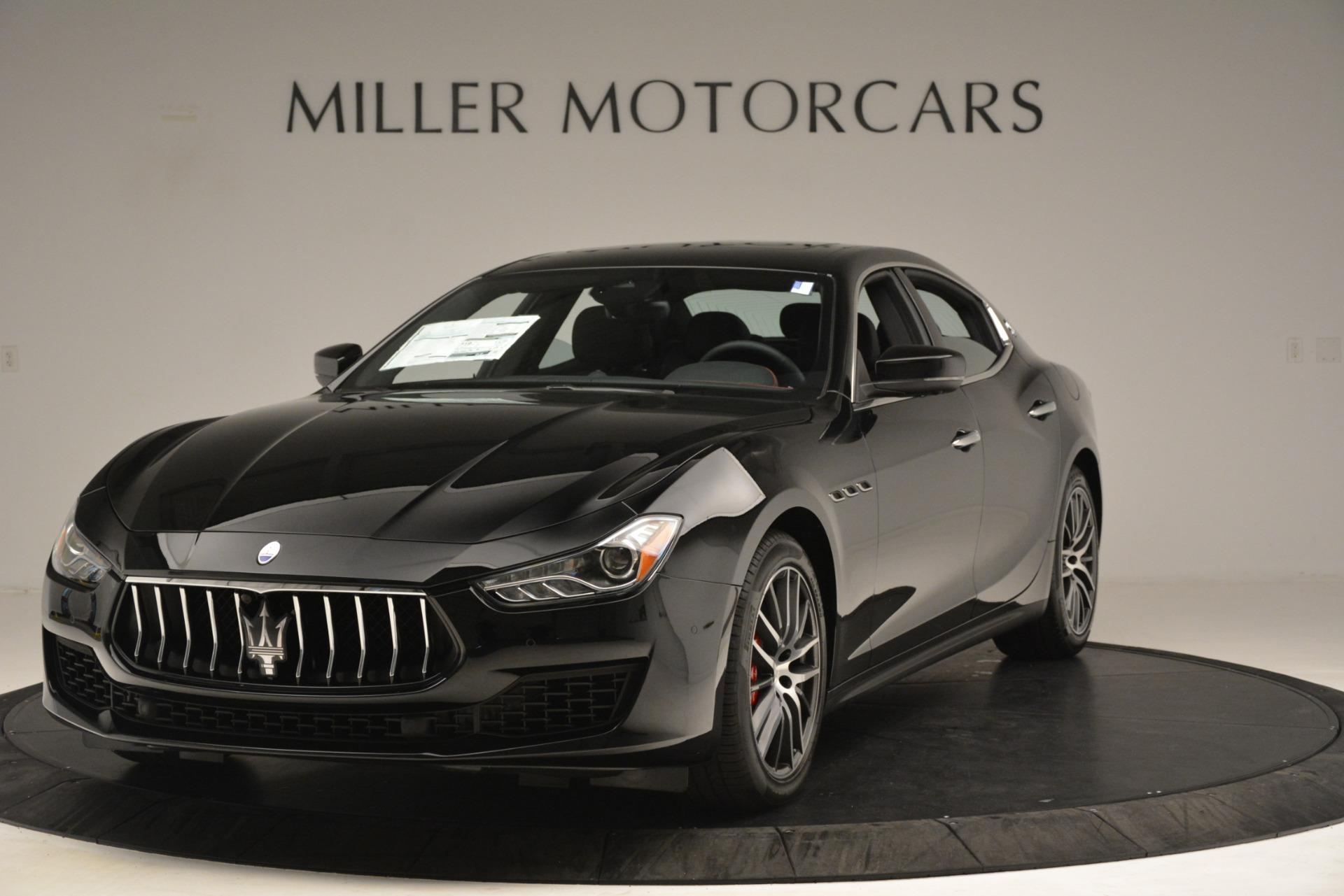 New 2019 Maserati Ghibli S Q4 for sale Sold at McLaren Greenwich in Greenwich CT 06830 1