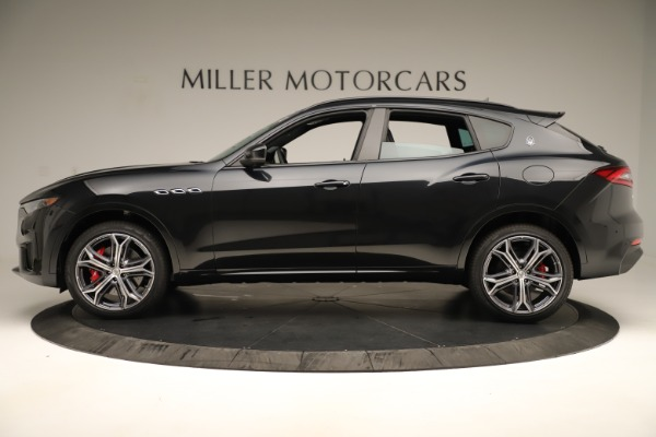 New 2019 Maserati Levante GTS for sale $134,005 at McLaren Greenwich in Greenwich CT 06830 3