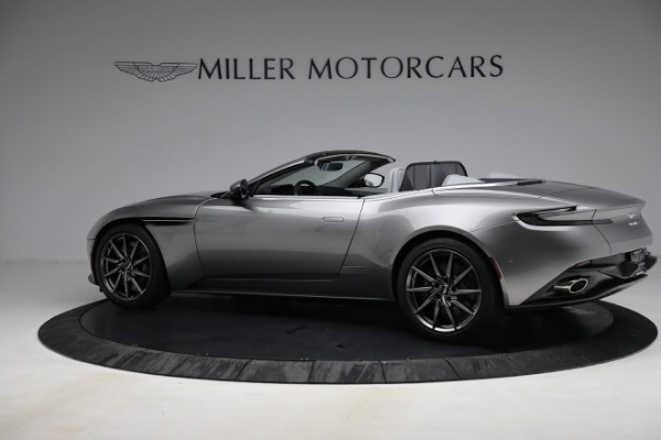 New 2019 Aston Martin DB11 V8 for sale Sold at McLaren Greenwich in Greenwich CT 06830 4