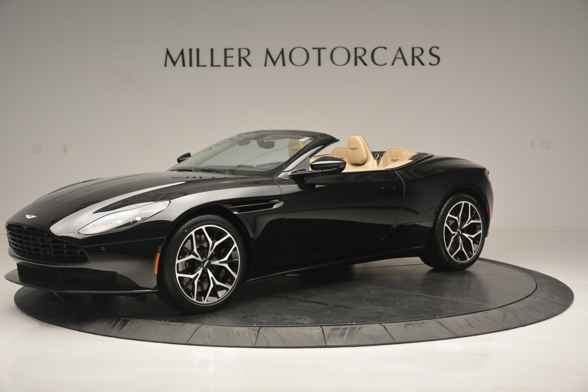 New 2019 Aston Martin DB11 V8 Convertible for sale Sold at McLaren Greenwich in Greenwich CT 06830 1