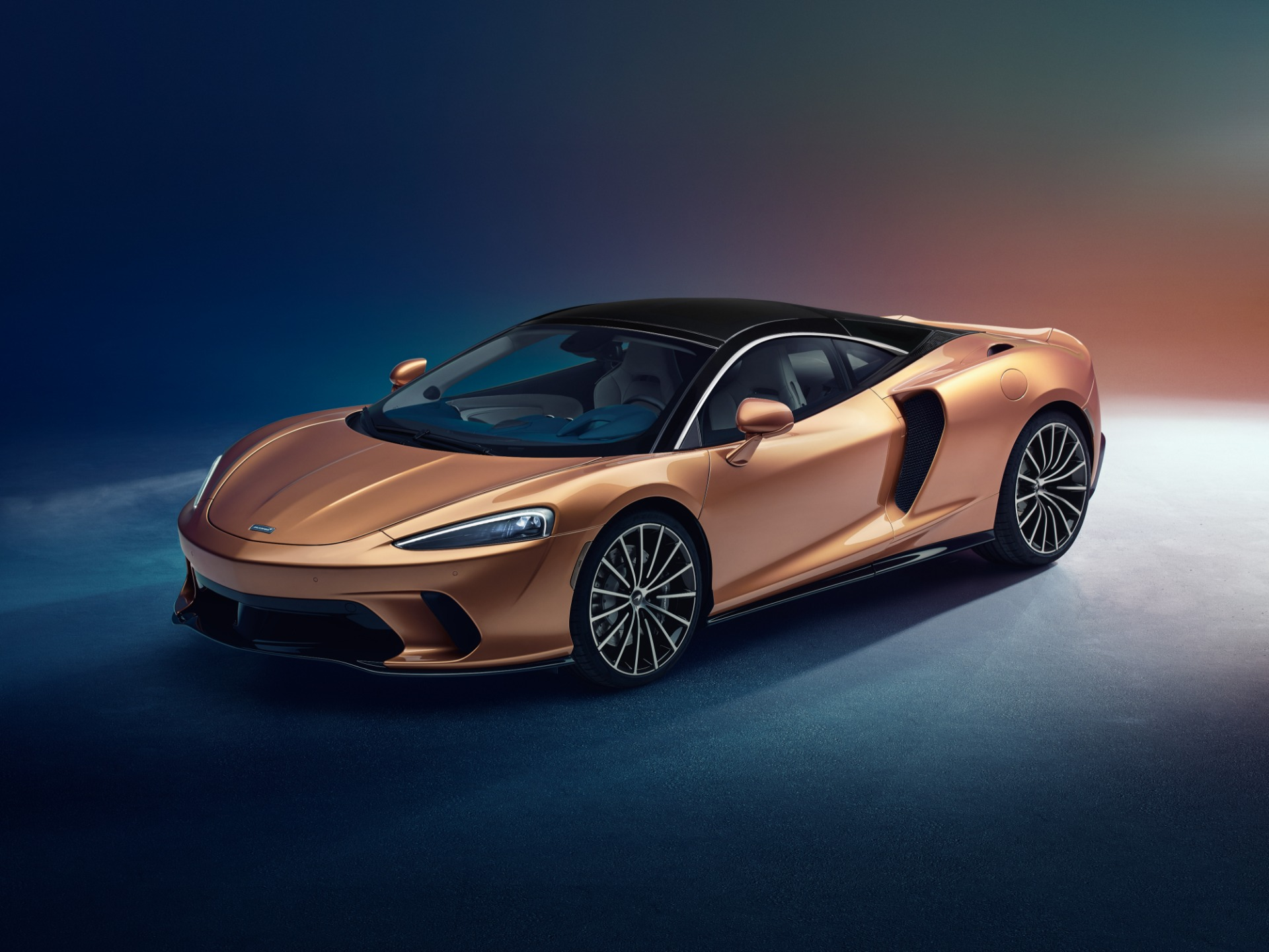 New 2020 McLaren GT Coupe for sale Sold at McLaren Greenwich in Greenwich CT 06830 1
