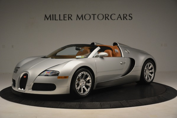 Used 2010 Bugatti Veyron 16.4 Grand Sport for sale Sold at McLaren Greenwich in Greenwich CT 06830 2