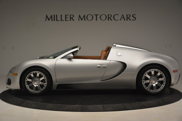 Used 2010 Bugatti Veyron 16.4 Grand Sport for sale Sold at McLaren Greenwich in Greenwich CT 06830 4