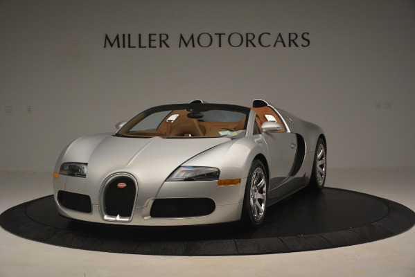 Used 2010 Bugatti Veyron 16.4 Grand Sport for sale Sold at McLaren Greenwich in Greenwich CT 06830 1