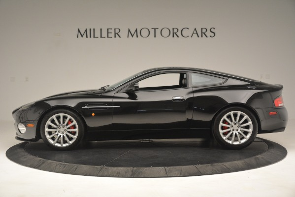 Used 2004 Aston Martin V12 Vanquish for sale Sold at McLaren Greenwich in Greenwich CT 06830 4