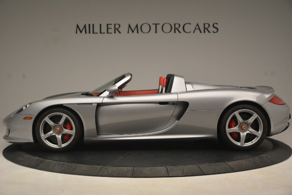 Used 2005 Porsche Carrera GT for sale Sold at McLaren Greenwich in Greenwich CT 06830 3