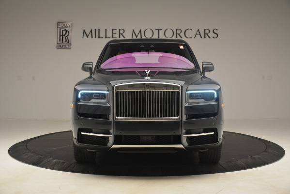 Used 2019 Rolls-Royce Cullinan for sale Sold at McLaren Greenwich in Greenwich CT 06830 2