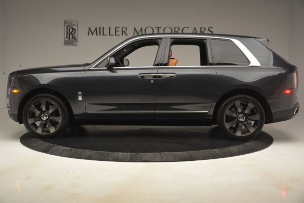 Used 2019 Rolls-Royce Cullinan for sale Sold at McLaren Greenwich in Greenwich CT 06830 4