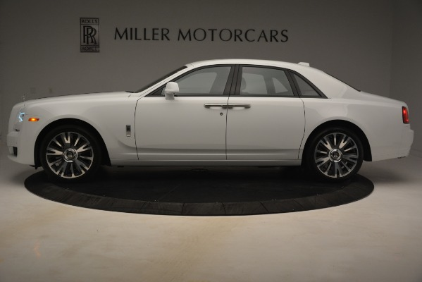New 2019 Rolls-Royce Ghost for sale Sold at McLaren Greenwich in Greenwich CT 06830 4