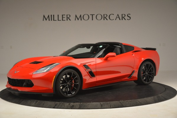 Used 2019 Chevrolet Corvette Grand Sport for sale Sold at McLaren Greenwich in Greenwich CT 06830 2