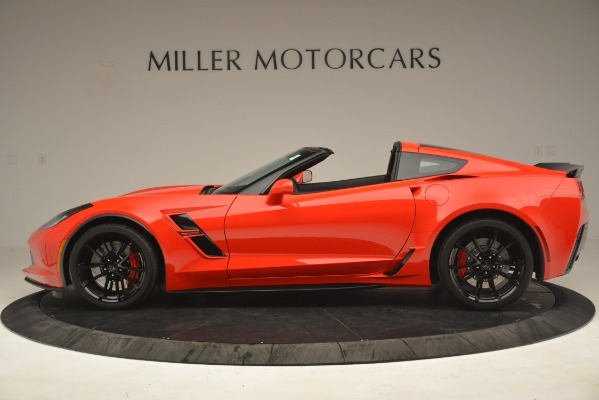 Used 2019 Chevrolet Corvette Grand Sport for sale Sold at McLaren Greenwich in Greenwich CT 06830 3