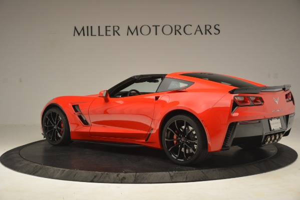 Used 2019 Chevrolet Corvette Grand Sport for sale Sold at McLaren Greenwich in Greenwich CT 06830 4